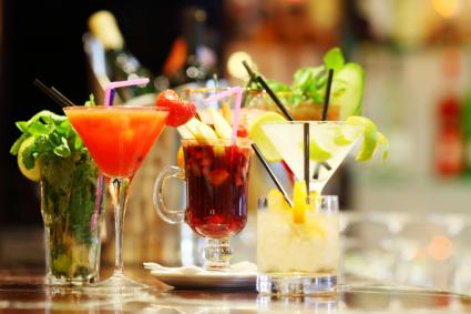 Melbourne Function Venue: List of Popular Cocktails
