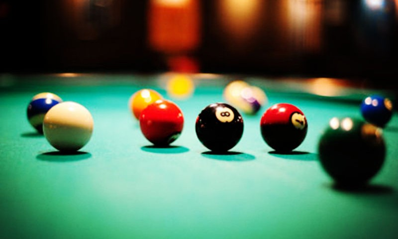 How To Play Pool Like A Pro Part IV Perfect Your Aim - How to play pool table
