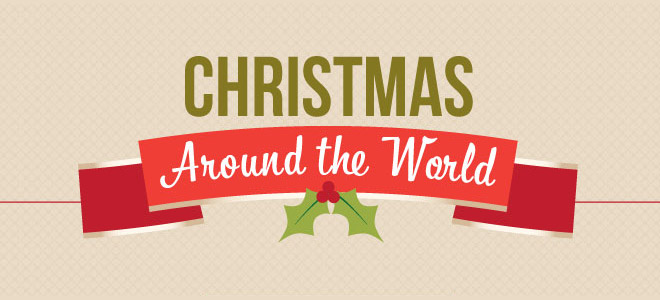 How 13 Different Countries Celebrate Christmas