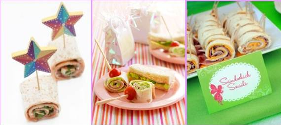 Function Venue Melbourne Party Food Tips and Garnishes