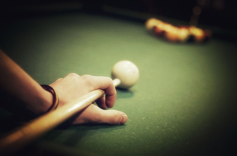 How to Play Pool Like a Pro Part I: Choose a Good Pool Cue
