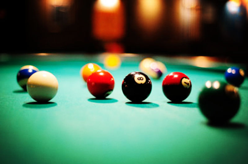 How to Play Pool Like a Pro Part IV: Perfect Your Aim